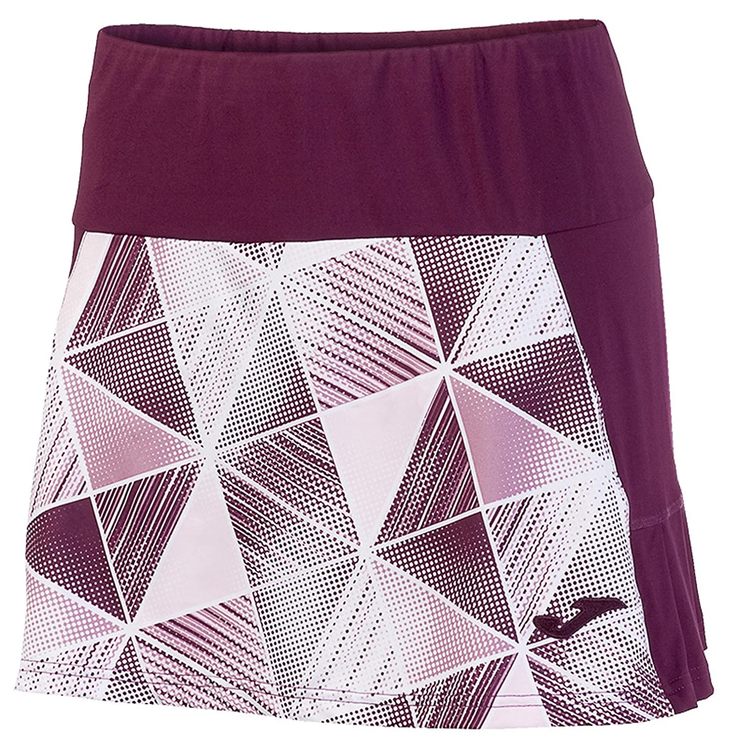 Joma Gravity Skirt Patterned Tenis Falda Mujer, Burdeos: Amazon.es ...