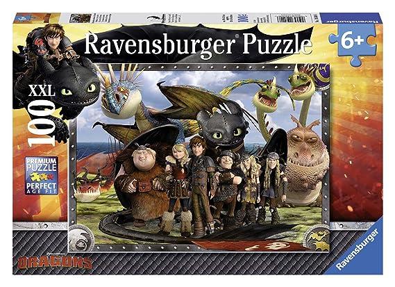 Ravensburger 10549 - Ohnezahn und seine Freunde