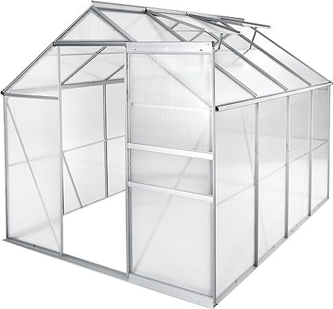 Invernadero de jardín policarbonato