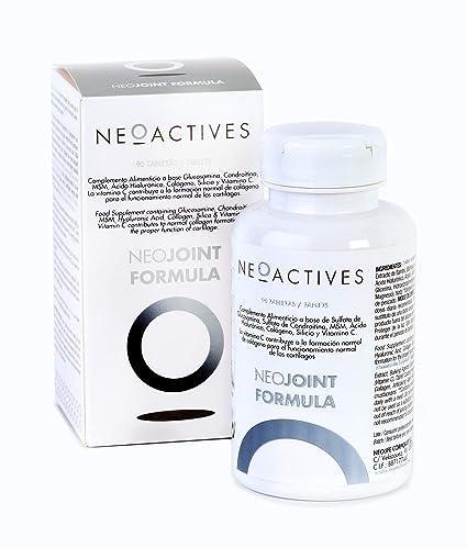 NeoJoint Formula. Con Sulfato de Glucosamina, Sulfato de ...