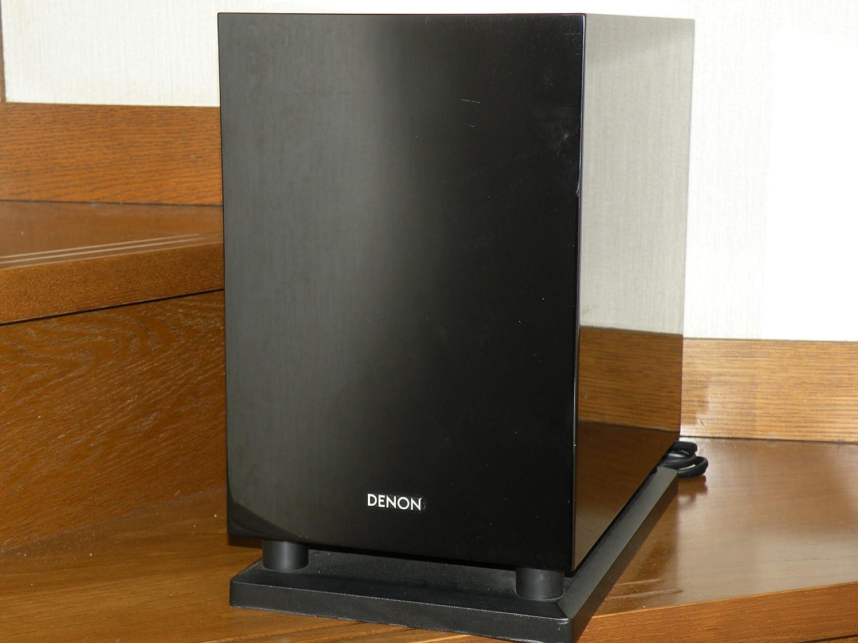 DENON サブウーファー ブラック DSW-300SG-K B003TEKZ90