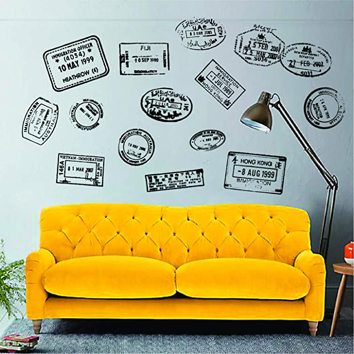 Top 8 Kids Map Wall Decor