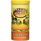 Omega One Goldfish Small Pellets 8oz
