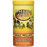 Omega One Goldfish Pellets - Small Sinking 8oz.