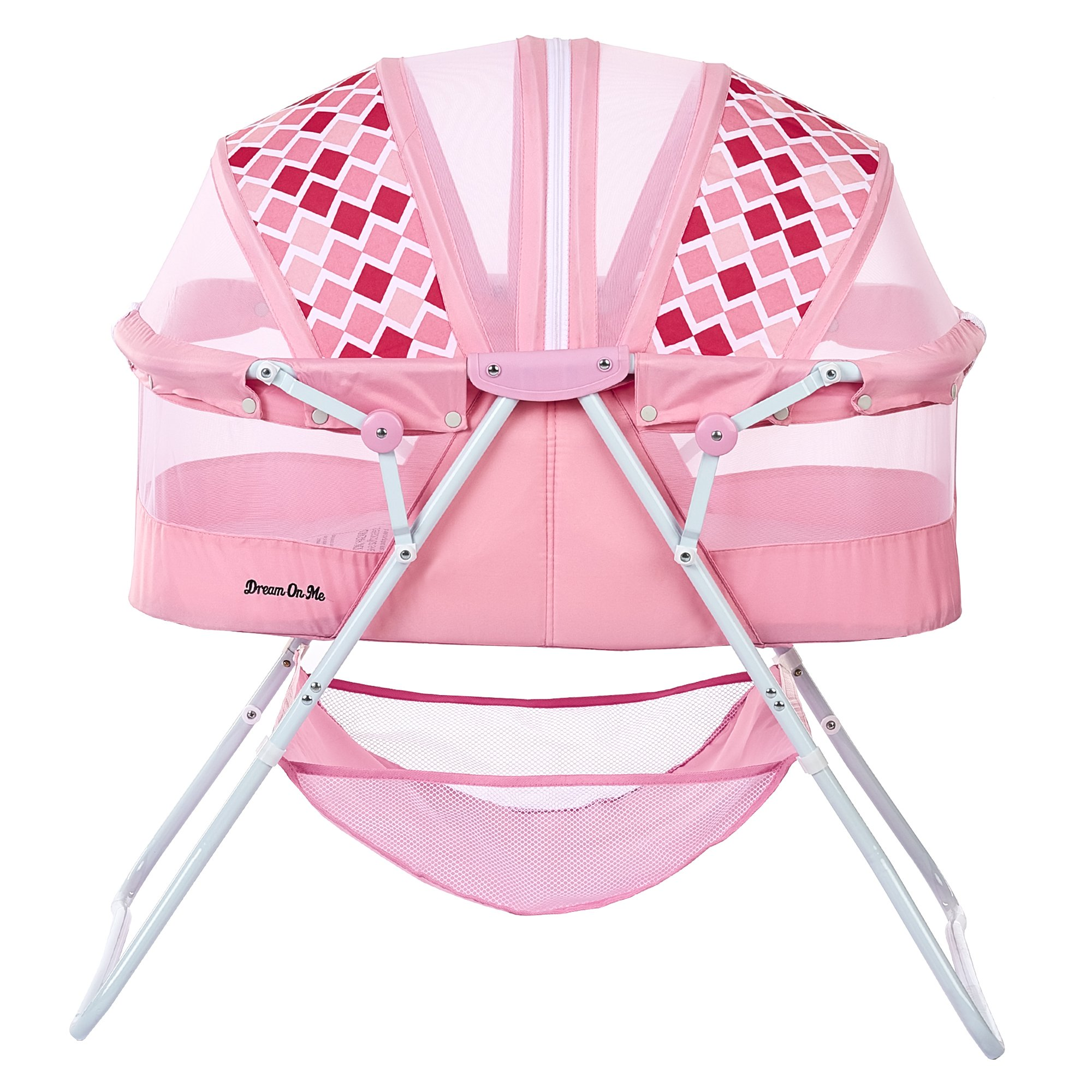 Dream On Me Karley Bassinet, Rose by Dream On Me