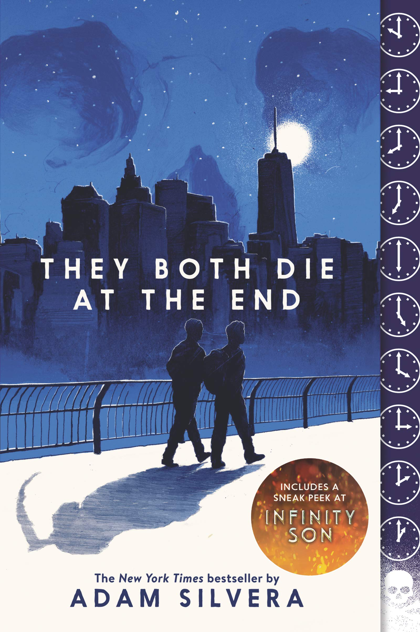Buy They Both Die at the End Book Online at Low Prices in India | They Both  Die at the End Reviews & Ratings - Amazon.in