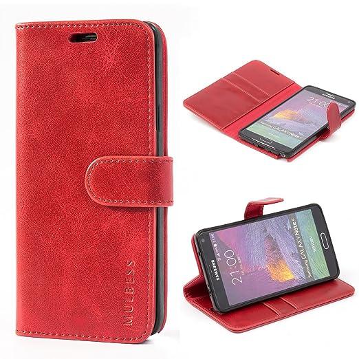 7 opinioni per Custodia Samsung Galaxy Note 4, Cover Samsung Galaxy Note 4, Mulbess Custodia In
