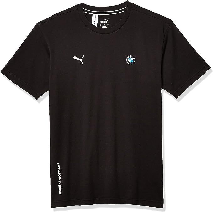 Puma Herren Bmw Mms Life Graphic Tee T Shirt Bekleidung