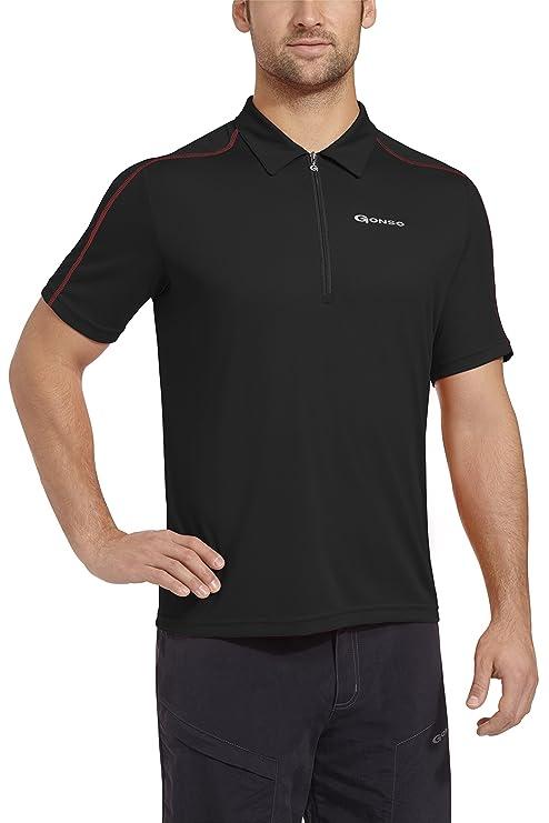 Fahrradbekleidung GONSO-Radsport-Marken-Shirt