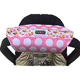 Padalily The Original Car Seat Handle Cushion/Pad/Pillow Newborn 0-12 months (Mod Pink)