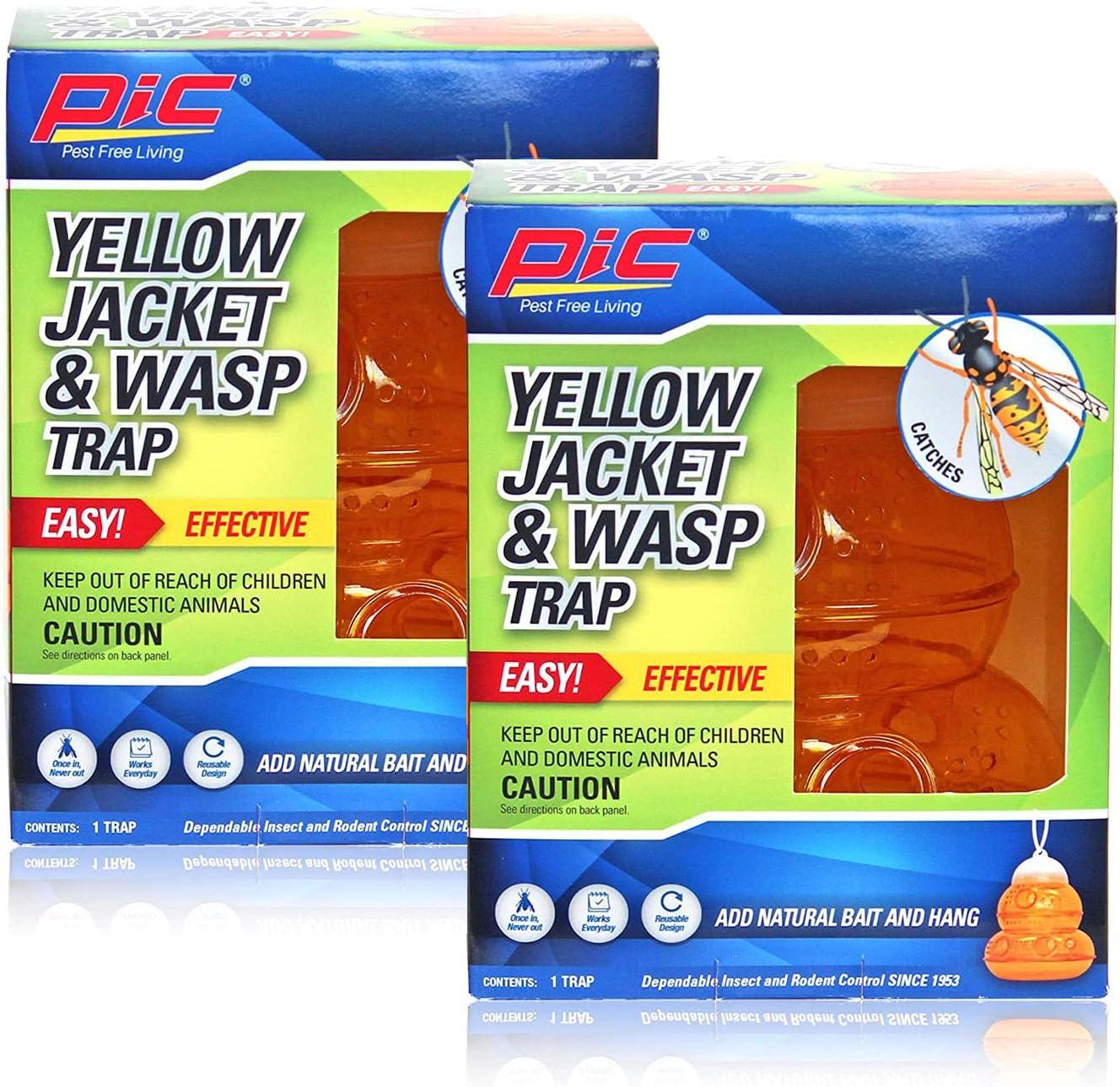 PIC Wasp Trap