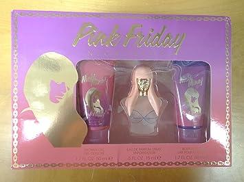 Amazon.com : Nicki Minaj Pink Friday Shower Gel, Parfum Spray ...