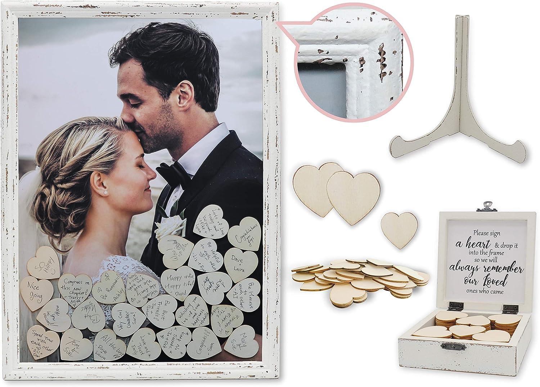 Guest Book Wedding Guest Book Alternative Port Hole Drop box Alternative Guest Book Hearts GuestBook Unique Wedding Guestbook,Nautical,Beach