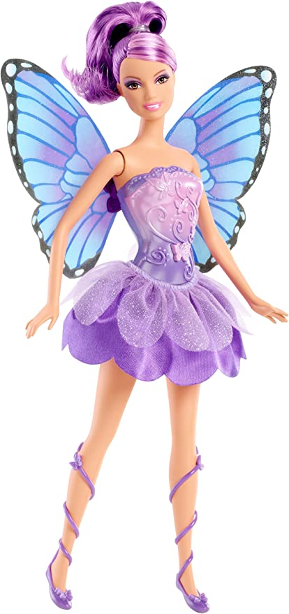 Barbie Mariposa & The Fairy Princess - Muñeca ... - Amazon.es