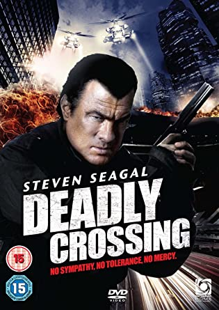 Deadly Crossing Dvd 2017 Amazon Co Uk Steven Seagal Meghan