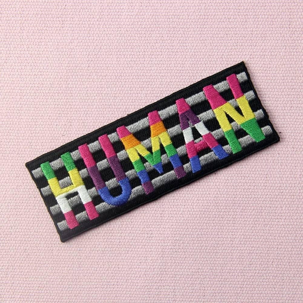 Amazon.com: LGBT - Parche para coser con diseño retro de ...