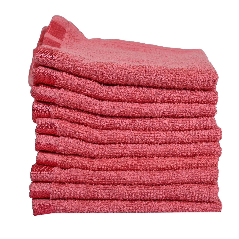 Eurospa Cotton face Towel Set of 10 (SPDHFFT162PN10)