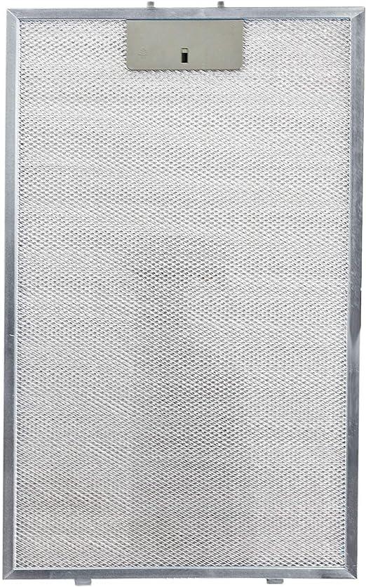 Spares2go - Filtro de grasa para campana extractora de rejilla para horno Terzismo LAM2501 (460 x 260 mm): Amazon.es: Hogar