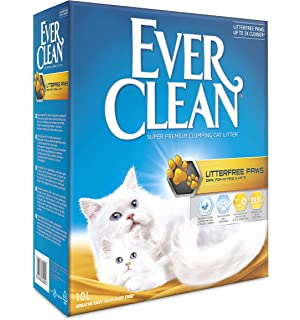 Ever Clean Arena para Gatos Multiple Cat, 10 litros, Perfumada, 9000 g: Amazon.es: Productos para mascotas