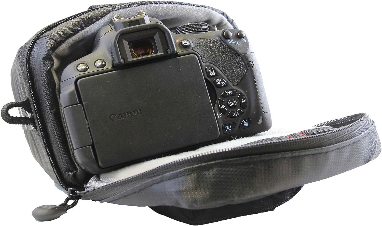 Torkia Padded Case For Canon T6s, T6i T5i, T4i, T3i, T5, T3, 70D, 60D, 50D, 7D