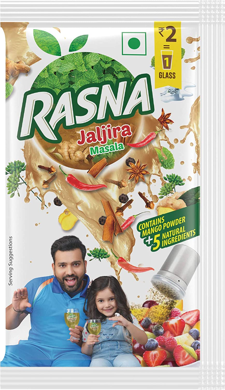 Loot Deal Rasna Jaljira Masala (Pack of 96)