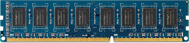 HP 8 GB DDR3 1600 (PC3 12800) RAM B4U37AT