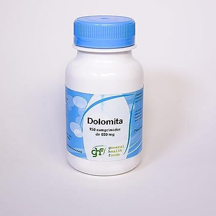 GHF - GHF Dolomita 150 comprimidos de 800 mgr