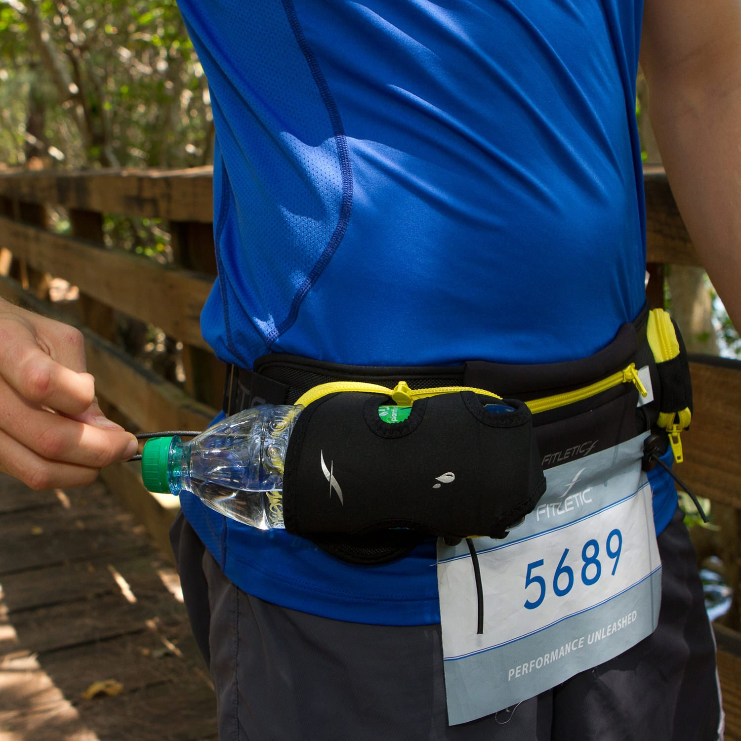 Fitletic Quench Retractable Hydration Belt