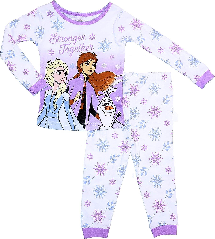 Disn/éy Frozen Pajama Set T Shirt with Short Sleeves and Shorts