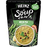 Heinz Soup of The Daygreen Pea with Ham Soup Pouch, 430g