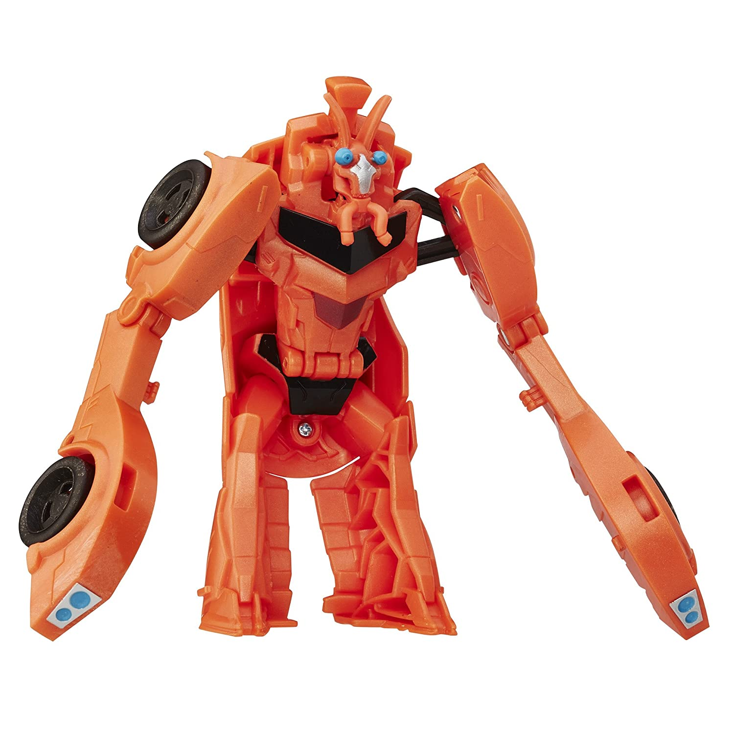 Transformers: Robots in Disguise cambiadores de 1-Step Bisk