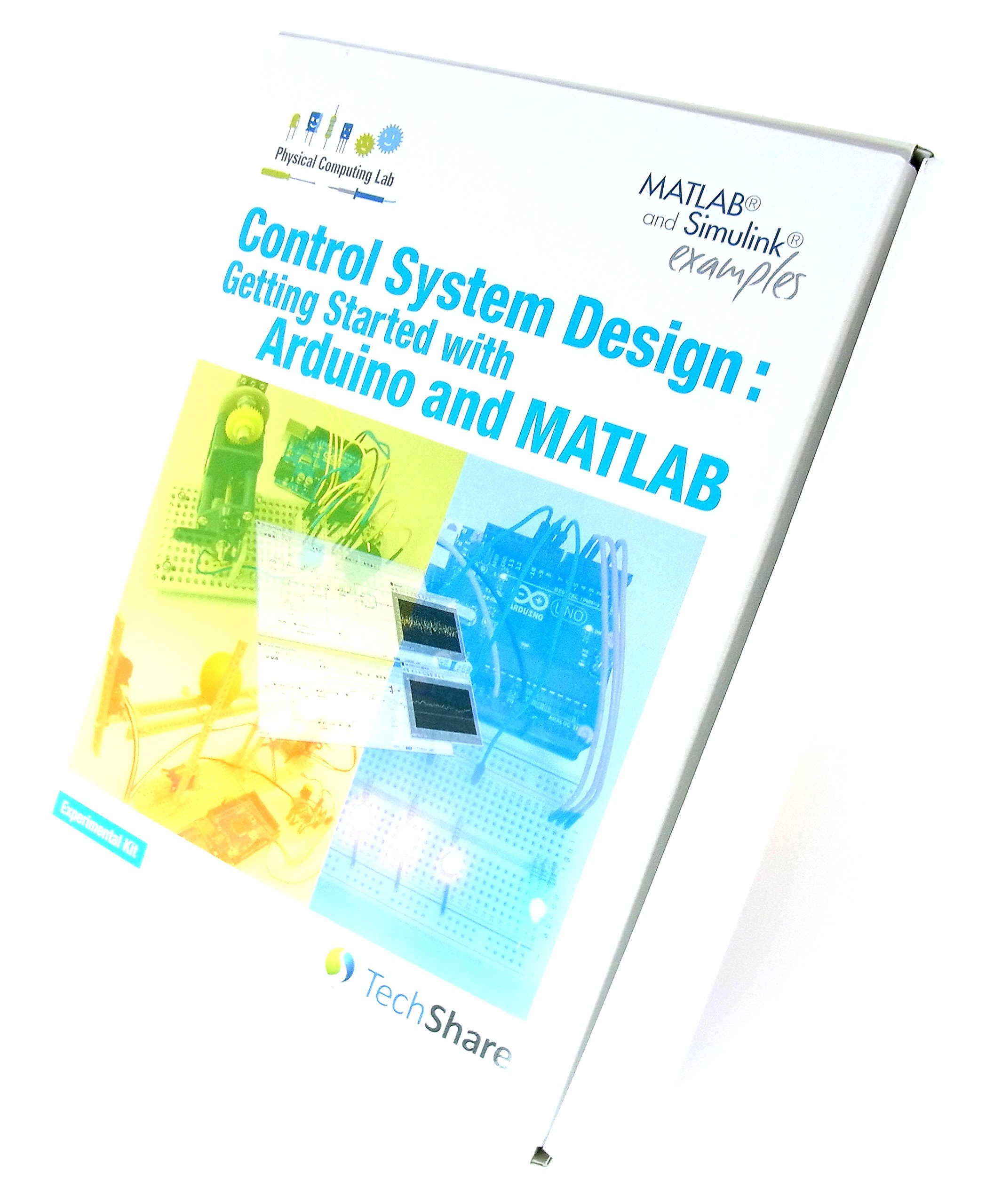 Control System Design: Getting Started with Arduino and MATLAB  -Experimental Kit