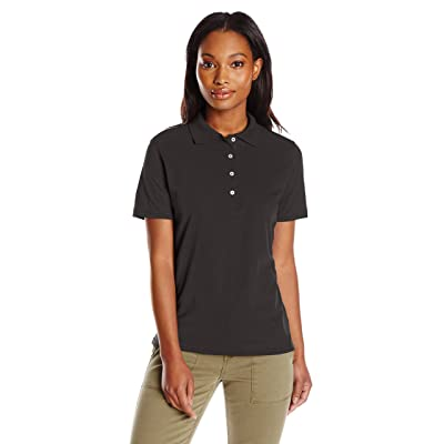 Hanes Women's X-Temp Performance Polo Shirt at Women's Clothing store