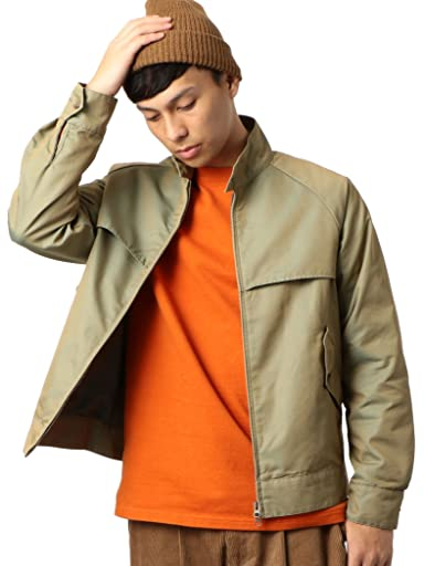 Green Label Relaxing Genuine Garment Blouson 3225-186-2534