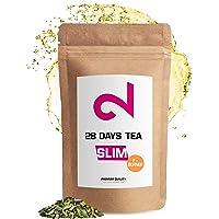 DUAL 28 Days Fat-Burner Tea| Té Quemador de Grasa para Pérdida de Peso | Té desintoxicante | Infusión de Dieta y Para…