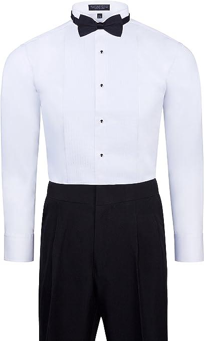 Formal Shirt Laydown Collar 3XL7