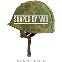 Shaped By War book cover
