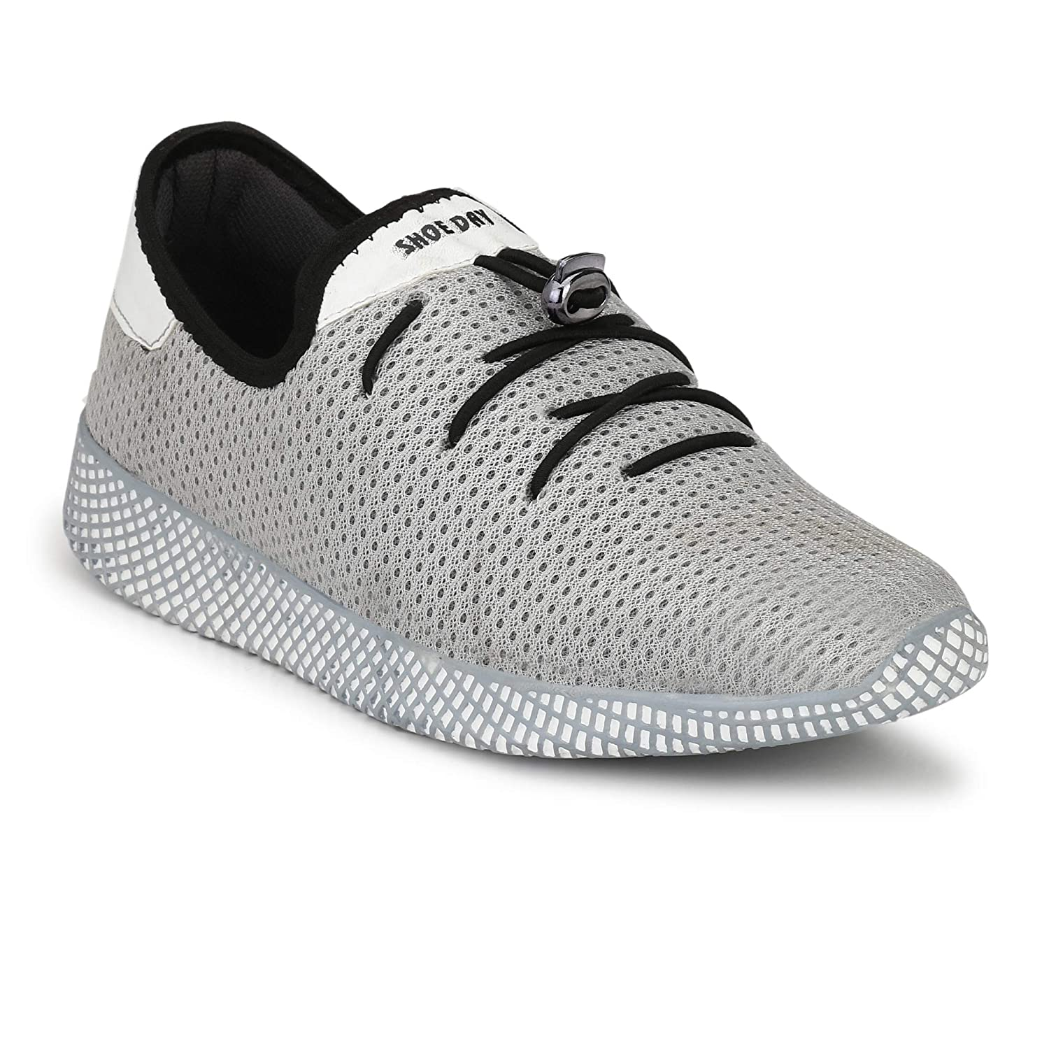 Buy SHOE DAY UCB Grey Sneakers Shoes