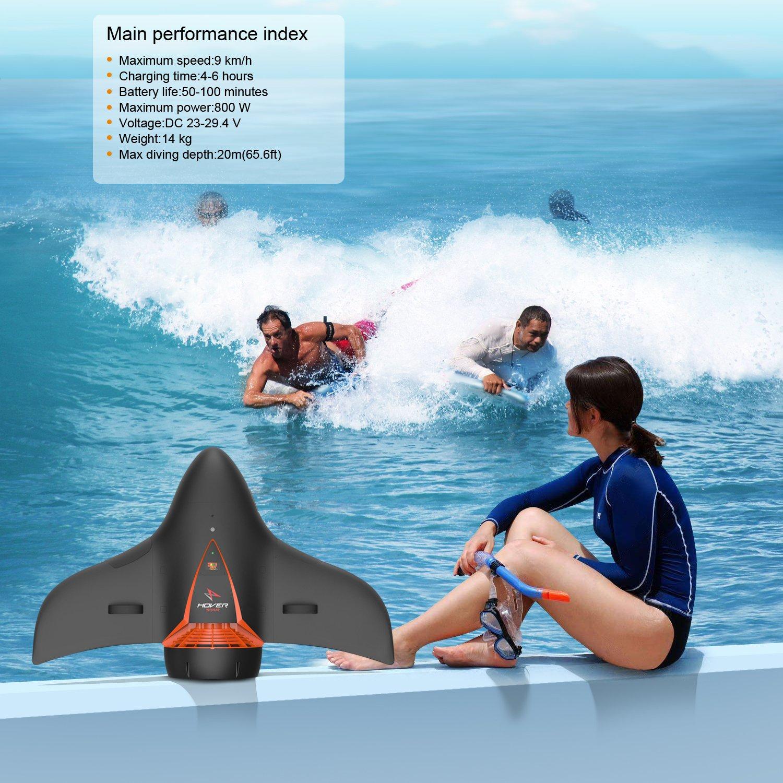 Amazon.com: HOVESTAR Patinete submarino para buceo, buceo ...