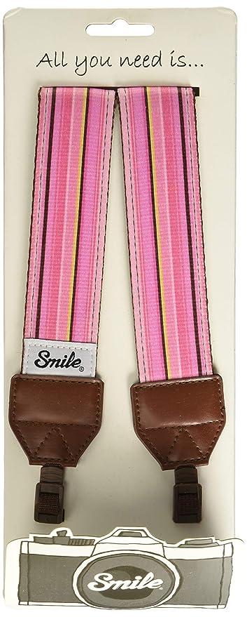 Smile Sweet Kawai - Correa para cámara réflex (DSLR), Multicolor ...