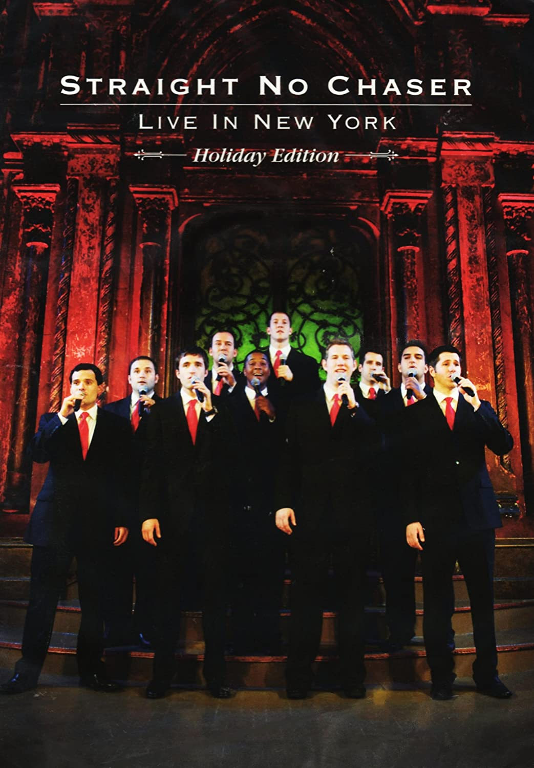 Amazon.com: Straight No Chaser: Live in New York - Holiday Edition ...