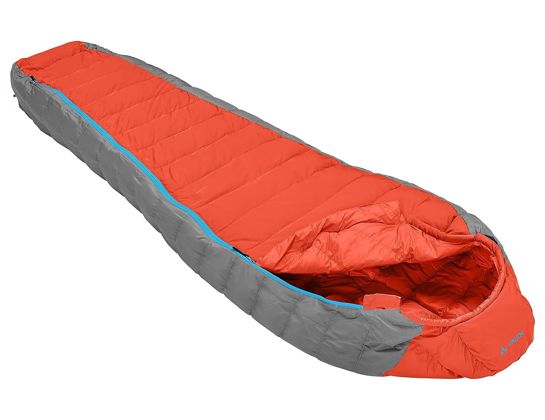 VAUDE Cheyenne 200 - Saco de dormir tipo momia: Amazon.es: Deportes y aire libre