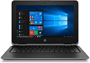 "HP ProBook x360 11 G4 EE 11.6"" Touchscreen 2 in 1 Notebook - 1366 x 768 - Core i5 i5-8200Y - 8 GB RAM - 256 GB SSD - Windows 10 Pro 64-bit - Intel HD Graphics 615 - English Keyboard - Bluetooth"
