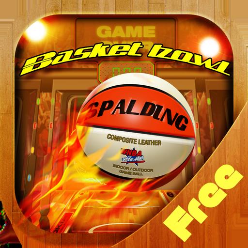 Skee Basket Ball FREE - Skee Ball Style Arcade Bowling Hoop Challenge