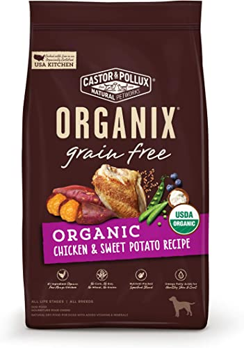 Castor Pollux ORGANIX Dry Dog Food