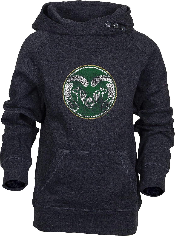 Ouray Sportswear NCAA girls Youth Asym Hood