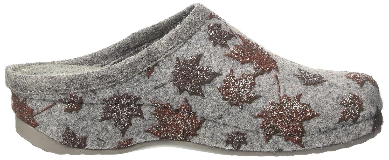 GRÜNLAND Ci2192, Pantofole Aperte sulla Caviglia Donna Donna Donna a99803