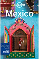 Lonely Planet Mexico (Travel Guide) Paperback