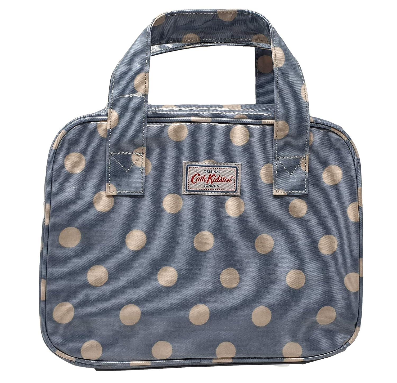 Bolsa peque/ña con botones color azul Cath Kidston