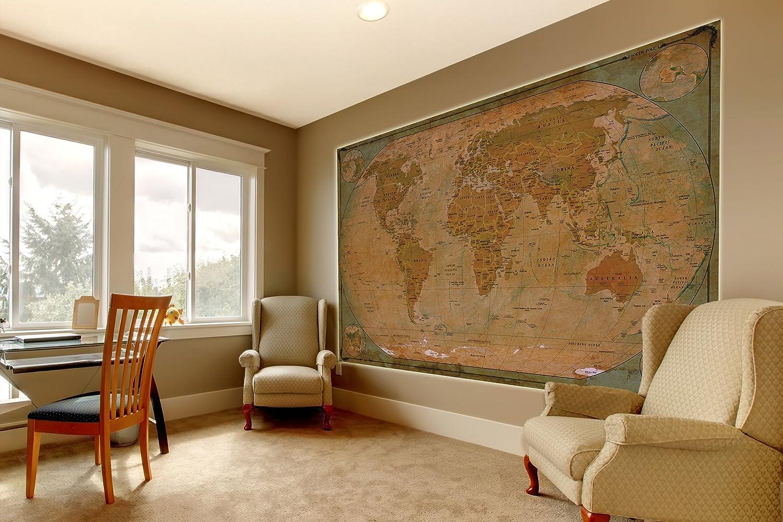 Pannelli murali decorativi camera - Fotomurales national geographic ...